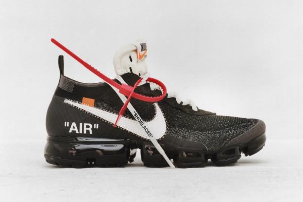 Купить новые кроссовки Nike и Off-White можно будет в магазинах брендов в ноябре.