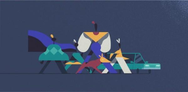 Клип украинца Олега Щербі выиграл Гран-при международного анимационного фестиваля.