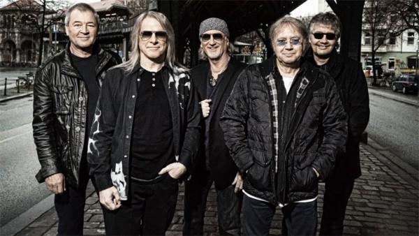 Deep Purple едут в Киев с прощальным концертом.