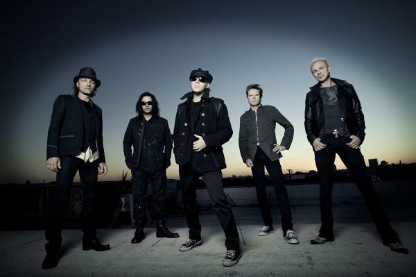 В 2015 году группе Scorpions исполнилось 50 лет!