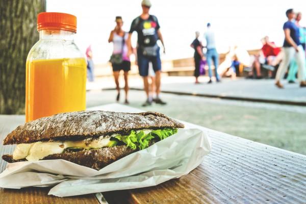 На выходных в Киеве пройдет фестиваль Уличной Еды.