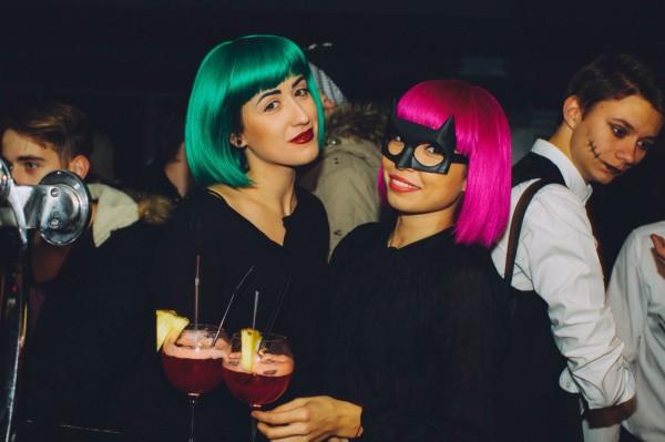 На Хэллоуин 2015 в Киеве традиционно пройдет много вечеринок