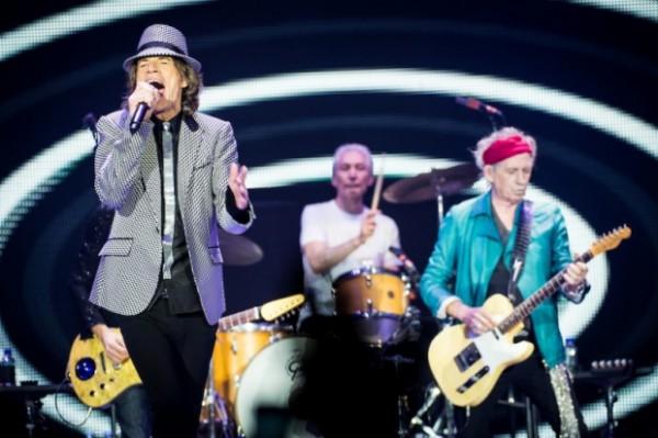 The Rolling Stones спели в Лас-Вегасе вместе с Кэти Перри