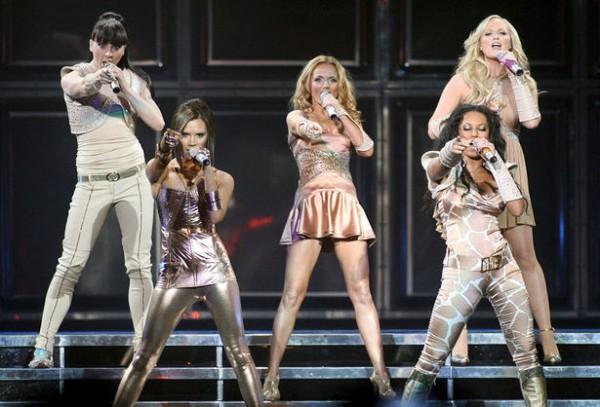 Spice Girls выступят на королевской свадьбе