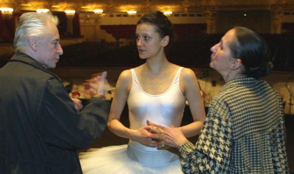 Галина Степаненко временно заменит Сергея Филина на должности худрука балетной труппы Большого театра