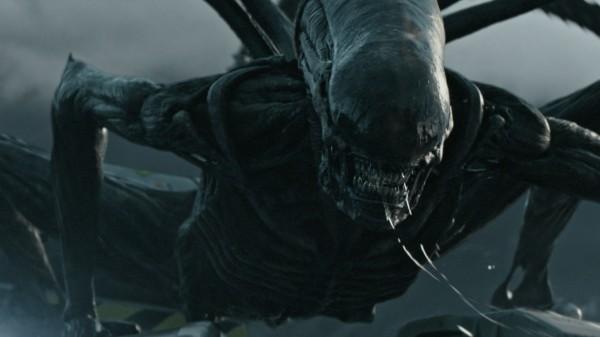 Секс с ксеноморфом пришельцем из фильма чужой