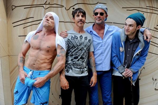 Энтони Кидис и компания начинают работу над новым альбомом