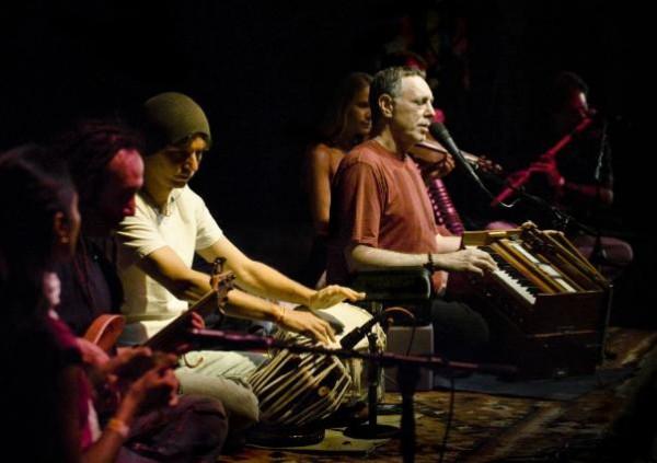 В Киеве выступит Кришна Дас - Поющий мастер американской йоги
