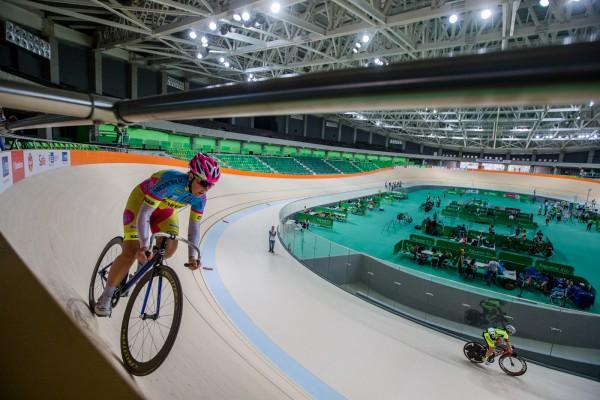 Олимпийский велодром Рио