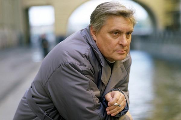 Актер Олег Басилашвили.