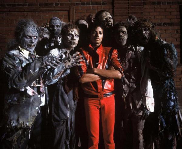 Видео на песню Thriller названо лучшим клипом всех времен по версии Rolling Stone.
