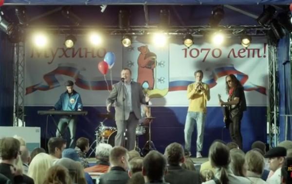 Новый клип Ленинграда стремительно набирает просмотры.