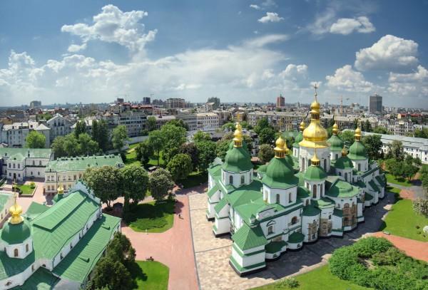 Двор Софии Киевской