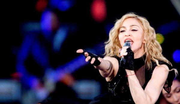 Мадонна, чей концерт обещает стать одним из ярчайших событий этого года