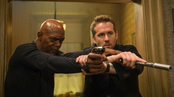 Главные роли в ленте исполнили Райан Рейнолдс и Сэмюел Л. Джексон.
