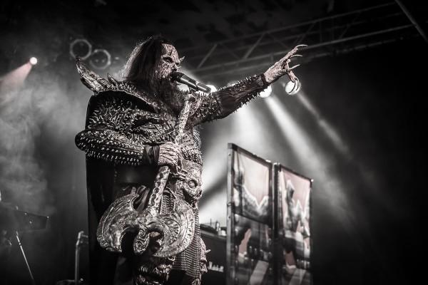 Lordi впервые приедут в Украину