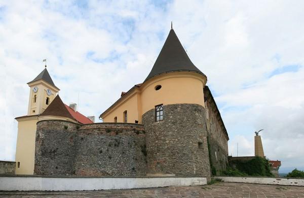 Мукачевский замок (XIV-XVII вв)