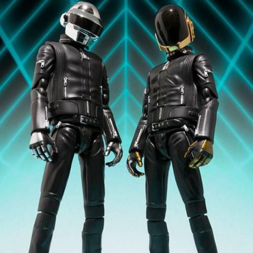 Так будут выглядеть фигурки музыкантов Daft Punk