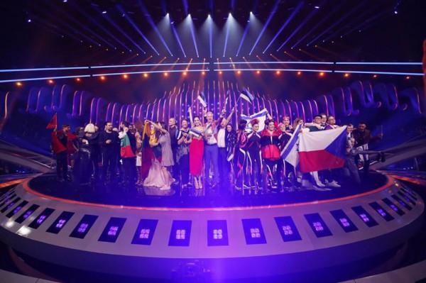 8 мая состоялся первый полуфинал