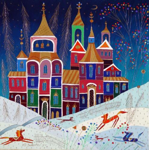 В Киеве открывается выставка Юрия Горбачева