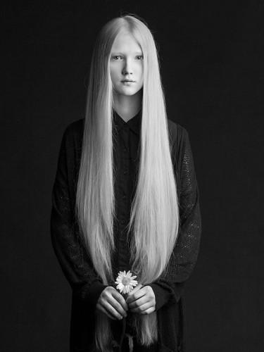Чистая, 1-е место в категории Портрет, Любители. Фото: Михаил Шестаков
