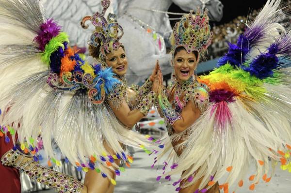 В 2014 г. в Киеве пройдет настоящий Бразильский карнавал
