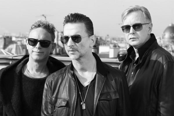 Depeche Mode представили видео на композицию Soothe My Soul