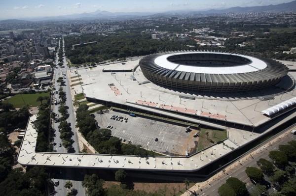 В Бразилии появился первый стадион на солнечных батареях, который будет питать и близлежащие дома
