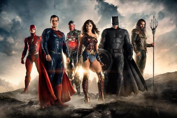 Лига справедливости - последний в очереди