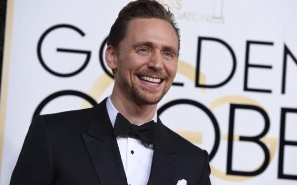 Том Хиддлстон получил Золотой глобус за Лучшую актерскую роль в мини-сериале Ночной администратор