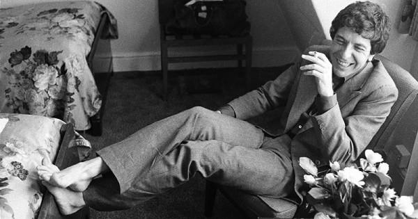 Леонард Коэн.