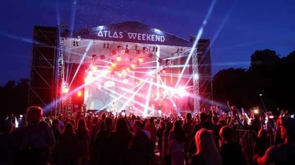 Все выходные на ВДНГ проходит Atlas Weekend.