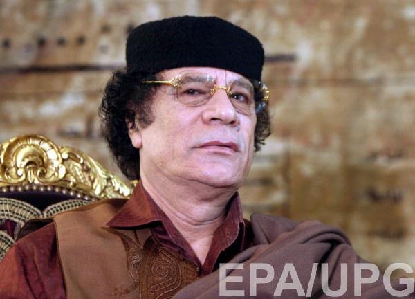 Историю Муаммара Каддафи расскажут в сериале