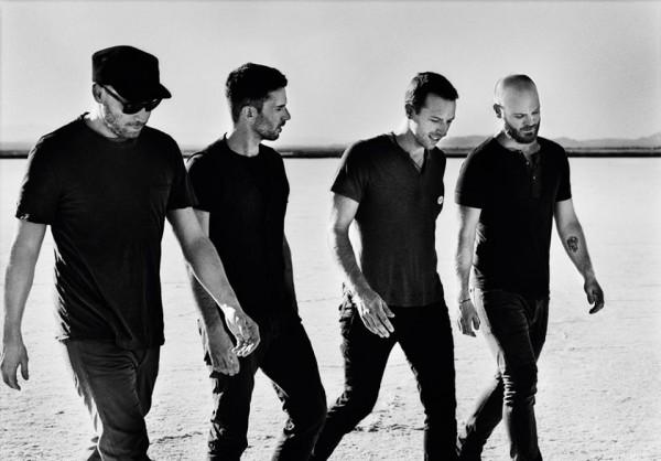 Coldplay готовят новый студийный альбом