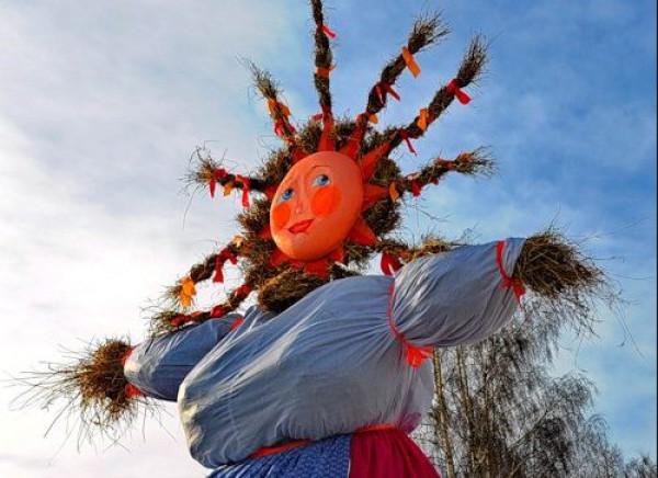 Масленица 2013: в Пирогово будут сжигать кострубатого діда