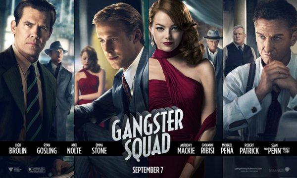 Охотники на гангстеров, фильм, трейлеры которого изымают из кинотеатров в связи с трагедией