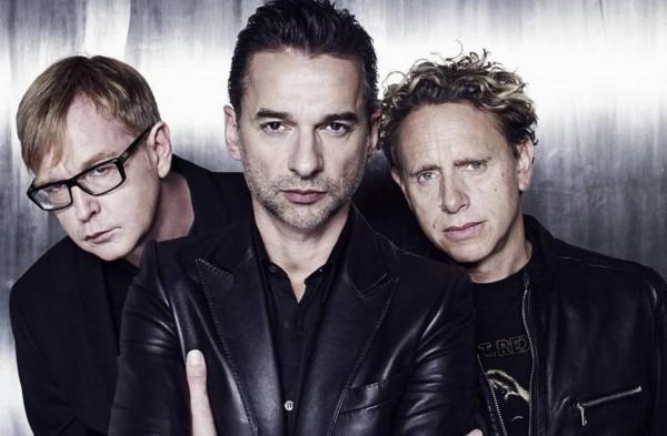 Победители конкурса лично встретятся с группой Depeche mode.