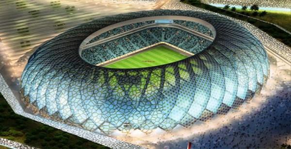 Новый стадион для 2022 FIFA World Cup построят по проекту Захи Хадид
