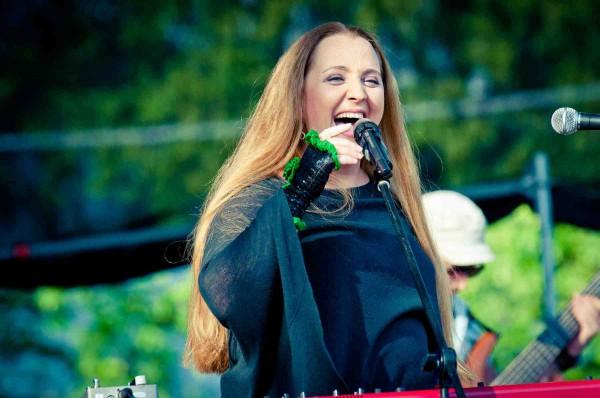 Нино Катамадзе выступит на фестивале Chernihiv Jazz Open 2016 11 сентября