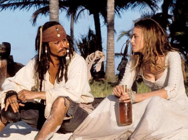 Пираты Карибского моря попали в список