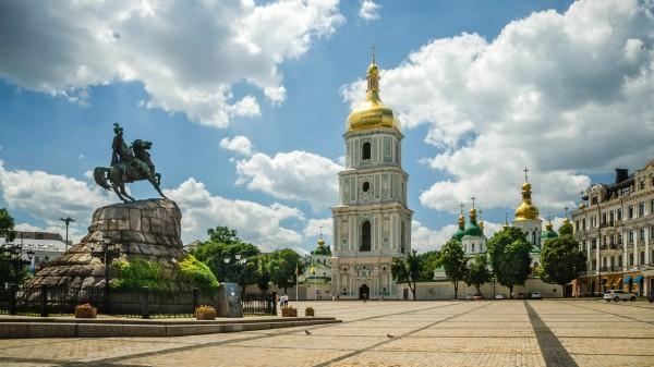 Основное празднование Дня Киева пройдет на Софийской площади.