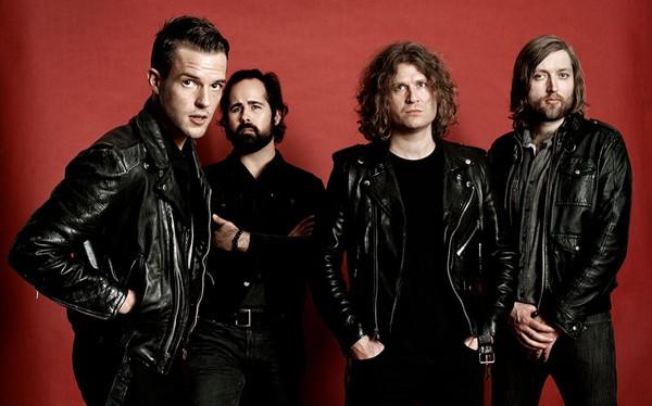 The Killers просят у киевских организаторов экзотическую томатную мякоть и темные полотенца