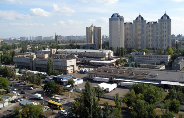 В Киеве появится новый открытый скейт-парк.