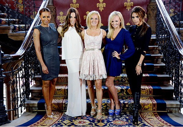 Spice Girls презентовали мюзикл Viva Forever!