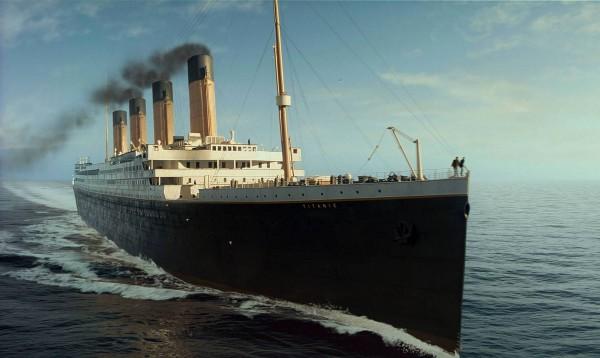 Видео приурочено к 104-й годовщине со дня крушения Титаника