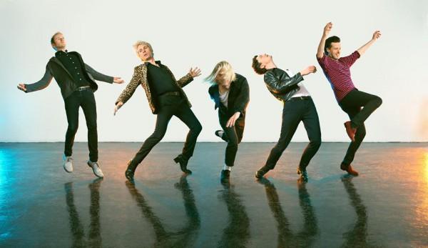 Группа презентовала пятый альбом