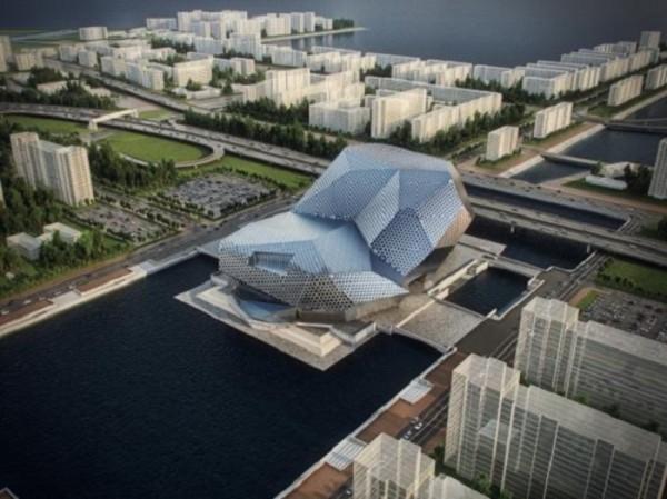 Проект нового концерт-холла включает в себя залы-трансформеры