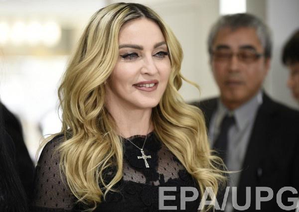 Мадонна снимет еще один фиьм