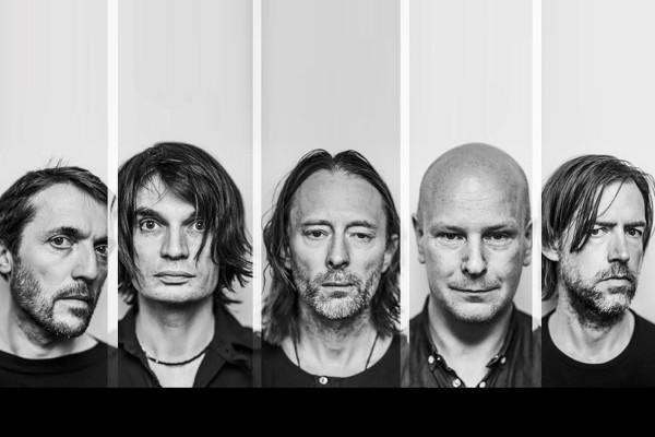 Radiohead выпустили новый альбом