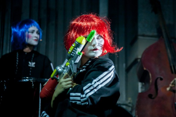 В Киеве снова покажут спектакль Цирк-кабаре БАБИ BABYLON.